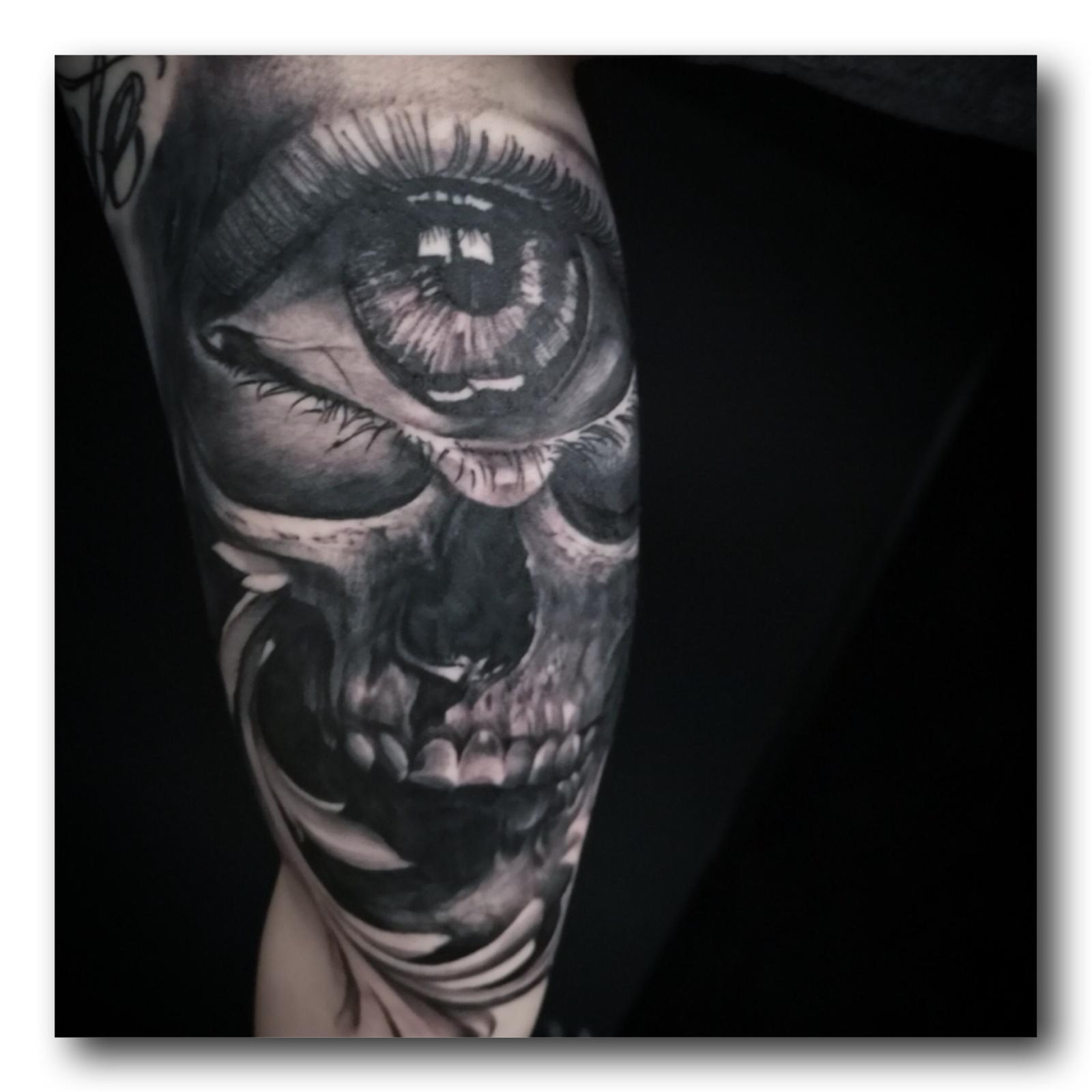 Tattoo Kunst im Studio RoyalPain 2