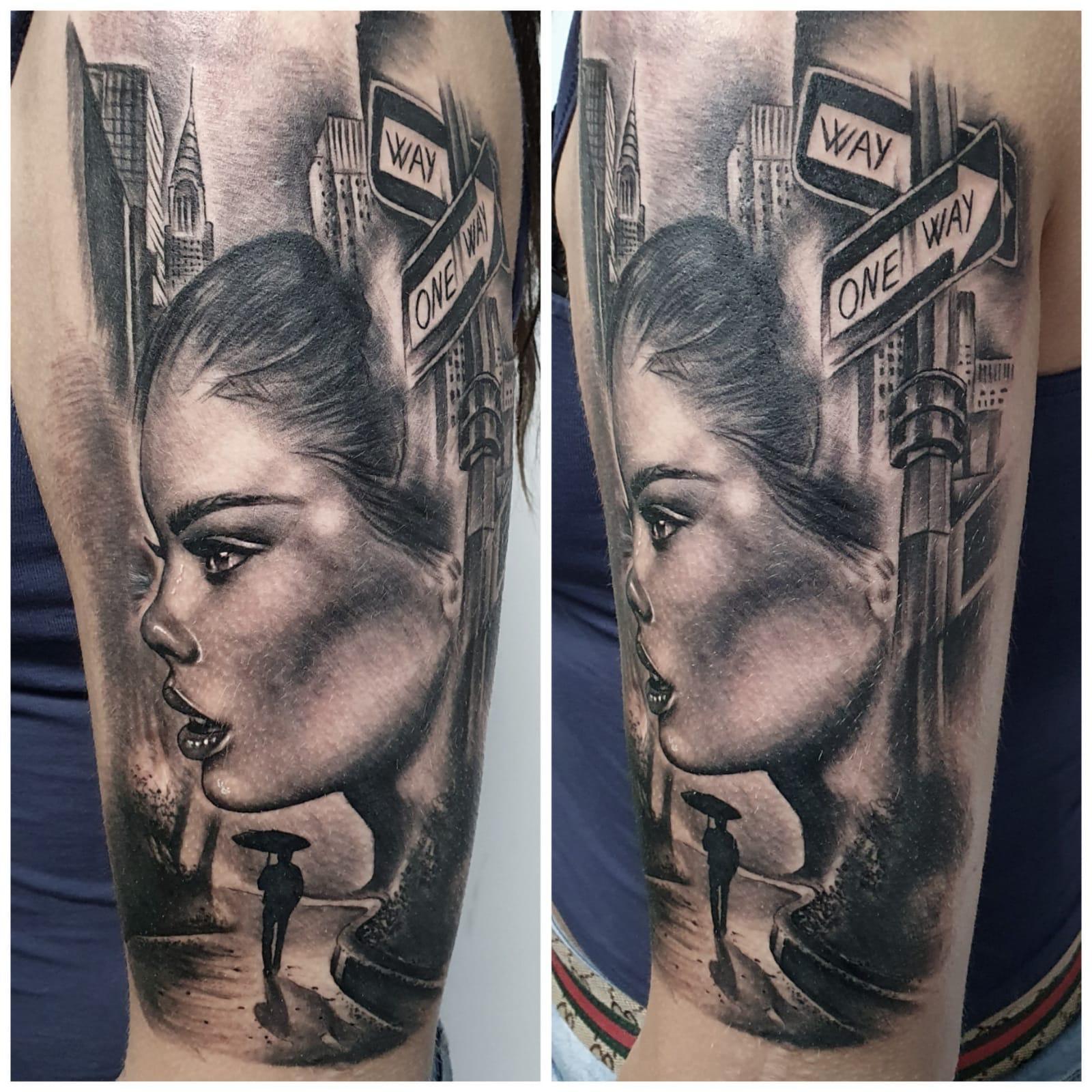 Cosmin Tattoo Art Work 4